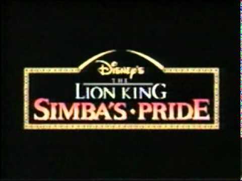 The Lion King 2: Simba's Pride Movie Trailer