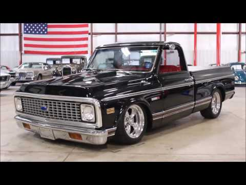 Video of '72 C10 - LV6P