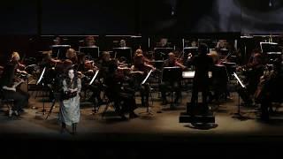 "J. C. de Arriaga: Herminie, Arie ""Mais sur cette arène guerrière"", Dirigent: Jon Malaxetxebarria, Regisseur: Calixto Bieito, Bilbao Orkestra Sinfonikoa (2017)"