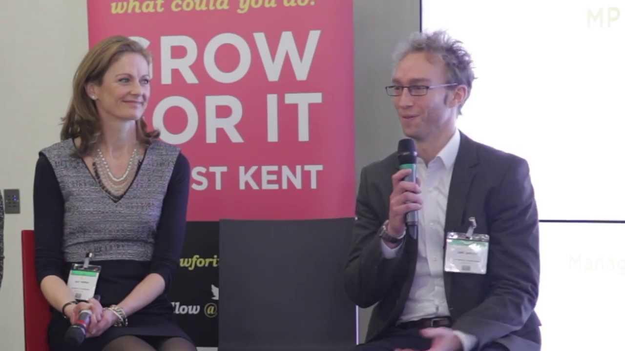 Kent Digital Marketing Agency Attend Grow For It East Kent