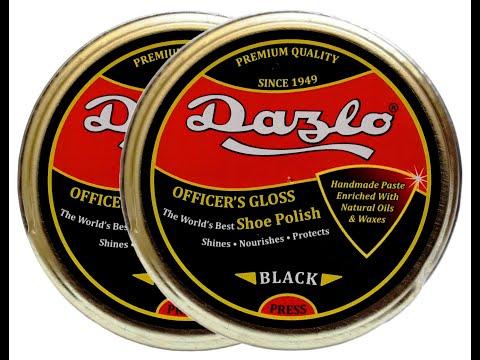 DAZLO® SHOE WAX POLISH - The World's Best Shoe Polish