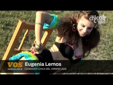 Eugenia Lemos  / Candidata Chica del Verano 2012