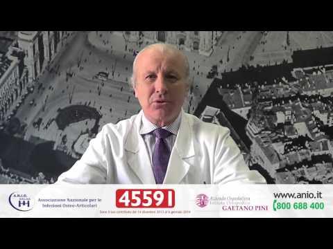 La terapia laser di osteocondrosi
