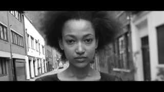 Our Future Faces: Nur Hellmann For Karen Millen AW13