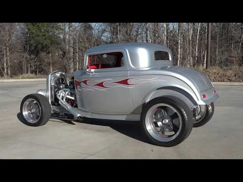 Video of '32 3-Window Coupe - H4ZS