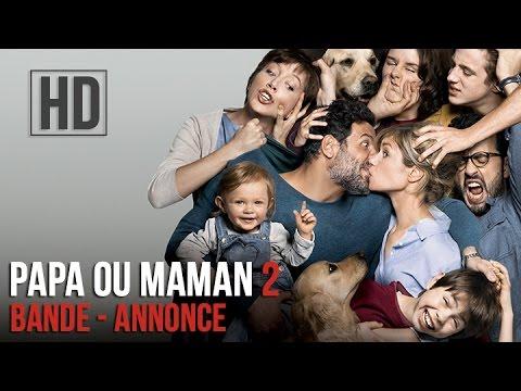 Papa ou maman 2 Pathé Production / M6 Films / Nexus Factory / Umedia / Fargo Films