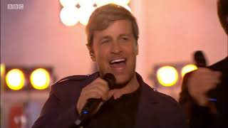 Westlife   Dynamite   Live   The One Show   Part 3 Of 3   13th September 2019