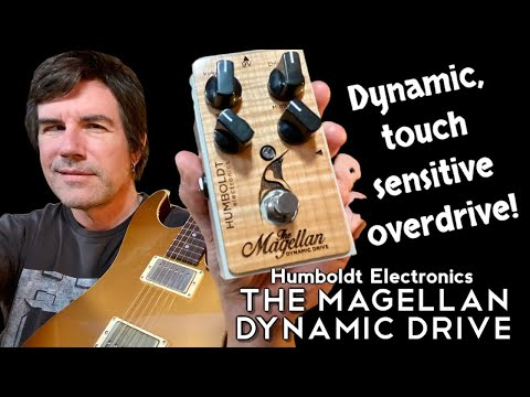 The Magellan demo by Pete Thorn