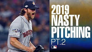 2019 Nasty Pitches (Pt. 2) | MLB Highlights