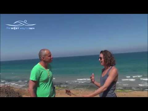 Rebecca Soni in a fun interview with Coach Ori Sela About life after London Olympics