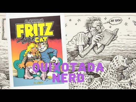 Fritz - The Cat, de Robert Crumb