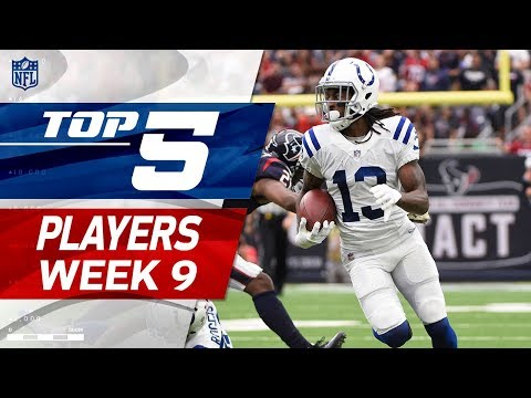 Top 5 Player Performances Week 9 | NFL Highlights