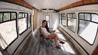 Turning the Bus into a Home