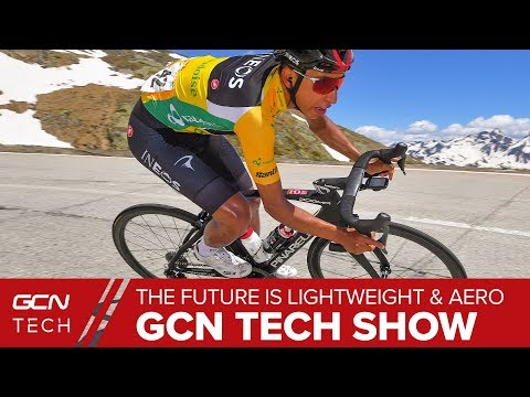 why-lightweight-aero-bikes-are-the-future--gcn-tech-show-ep-79