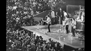 """The Beatles sing """"If I Needed Someone"""" live, last ticketed concert Candlestick Park 1966."""