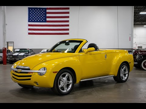 2003 Chevrolet SSR (CC-1367926) for sale in Kentwood, Michigan