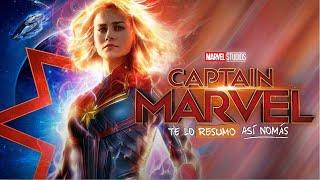 Capitana Marvel | #TeLoResumoAsíNomás 243