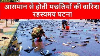 Fish Rain from the Sky || What is The reason Behind fish rain