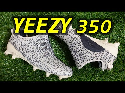 Adidas Yeezy 350 Cleats – Review + On Feet