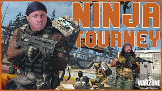 The Most Controversy We've Ever Seen In A Ninja Tourney! (Call of Duty: Warzone)