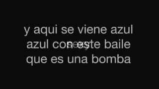 La Bomba - Azul Azul  S