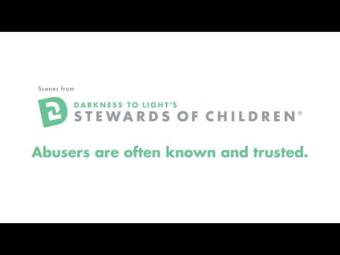 Child Sexual Abusers Are Often Known and Trusted