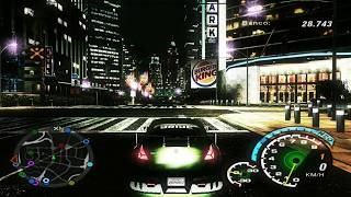 Need for Speed Underground 2 REDUX Graphics Mod Installation - Most