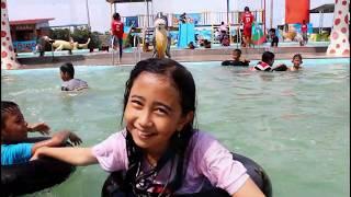 WOW!! Ada Water Park di Desa Segeran | Indramayu