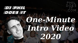 One-minute Introduction Video