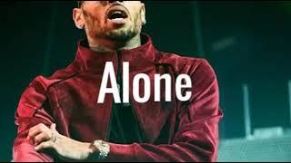 Chris Brown - Alone