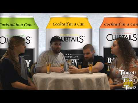 Clubtails Screwdriver Premium Drinks Review – Cocktail in a Can