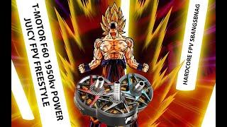 BRUTAL POWER T-MOTOR \ HARDCORE FPV SBANG \ JUICY FREESTYLE
