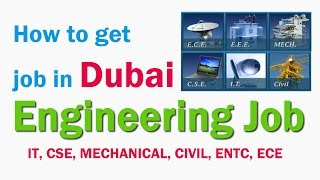 ENGINEERING JOB IN DUBAI | HOW TO GET JOB IN DUBAI | HINDI URDU PART 17