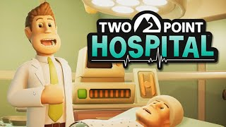 Diagnose: Lustig 🎮 Two Point Hospital #2