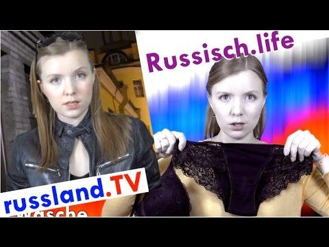 Russisch: Heiße Sachen, die Euch zum schwitzen bringen! [Video]