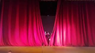 """Opera """"La Traviata"""" 27.10.2017 , duartrokitjet e natës së parë në teatrin e Durrësit"""