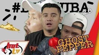 Bro cuba 2.0: Ghost Pepper Challenge! (Tapi bukan mee)