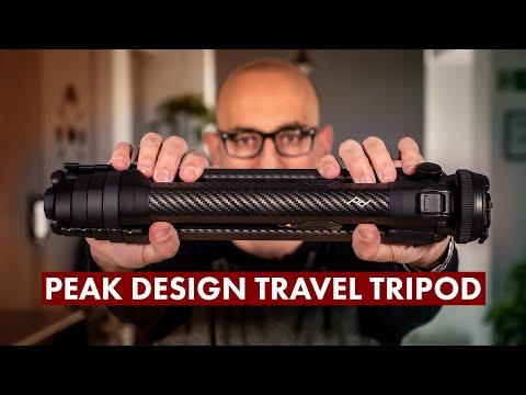 ¿El trípode de viaje definitivo? Probamos el famoso Peak Design Travel Tripod