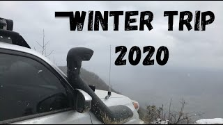 2020 Winter Overland Camping Trip With East Tennessee Overlanders