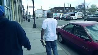 Salvation Revelation Ministry-Street Evangelism-North Side Minneapolis