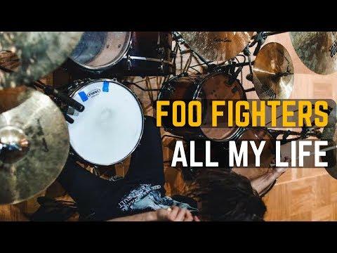 Foo Fighters - All My Life | Matt McGuire Drum Cover