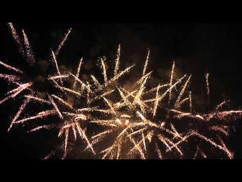 Feuerwerk Landhotel Am Rothenberg Uslar 18.07.15