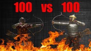 Vaegir Marksman VS Sarranid Master Archer