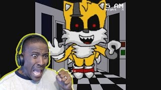FIVE NIGHTS AT SONIC