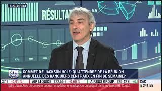 Crise Italienne, Jackson Hole, Guerre Commerciale : Point de marché du mardi 20 août 2019