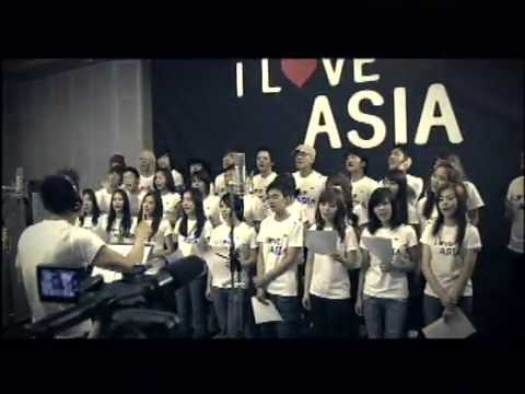 "I Love Asia Project ""Smile Again"" Mp3"
