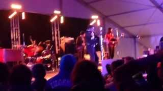 """Charles Bradley - """"Crying In The Chapel"""" @ Beale St Music Festival 5/3/13"""