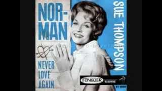 Never Love Again by Sue Thompson
