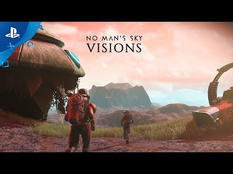 No Man's Sky 'Visions' Update to Launch on November 22nd