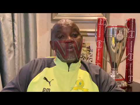 FIFTH TITLE EXCITES PITSO: Sundowns coach would love to square off with Vipers SC